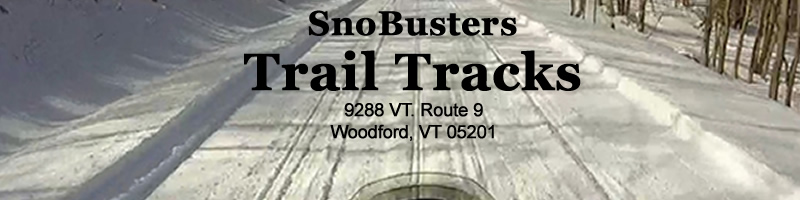SnoBusters Trail Tracks